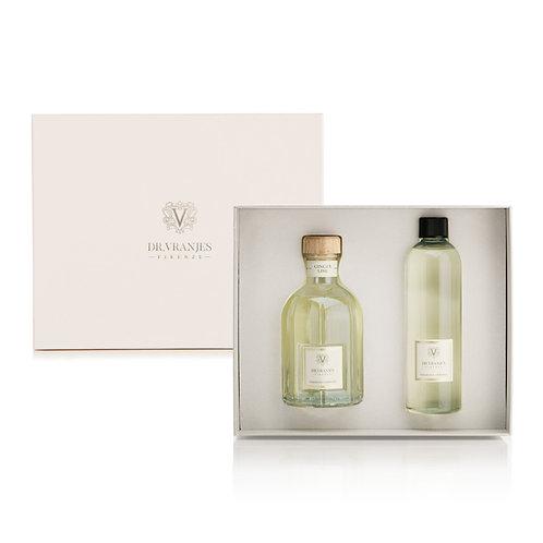 Dr. Vranjes Ginger Lime 500ml Diffuser + 500ml Refill Gift Set