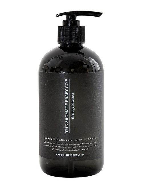 TAC Therapy® Kitchen Hand & Body Wash - Mandarin, Mint & Basil (500ml)