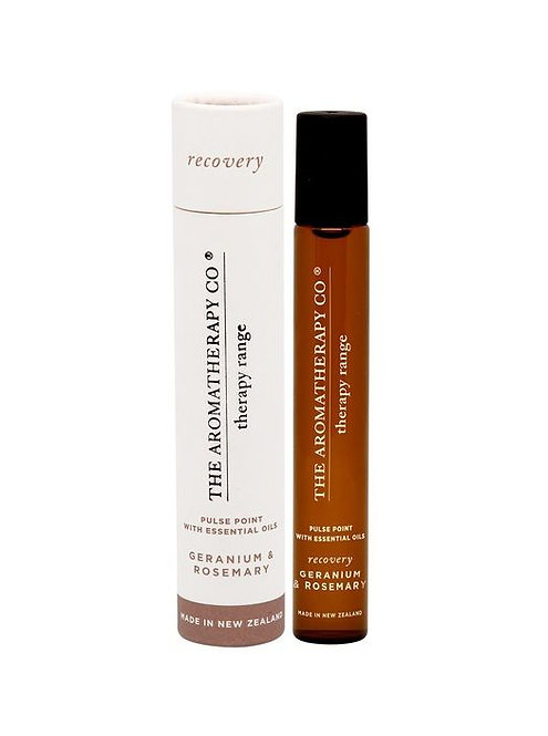 Therapy Pulse Point 15ml Recovery (Geranium & Rosemary)