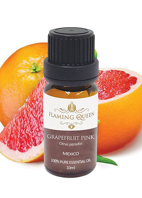 Flaming Queen Essential Oil - Grapefruit Pink 10ML (Mexico)