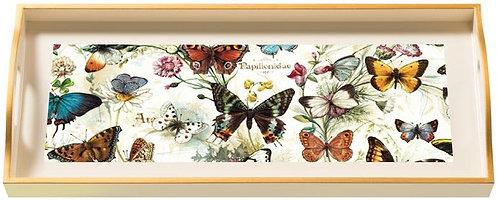 Butterflies, Sandwich Cream Tray