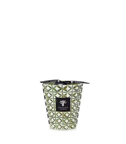 Baobab Collection Modernista Ceramica Verdor Candle - Green (Max 16)