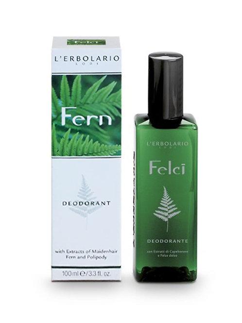 Fern Deodorant (100ml)
