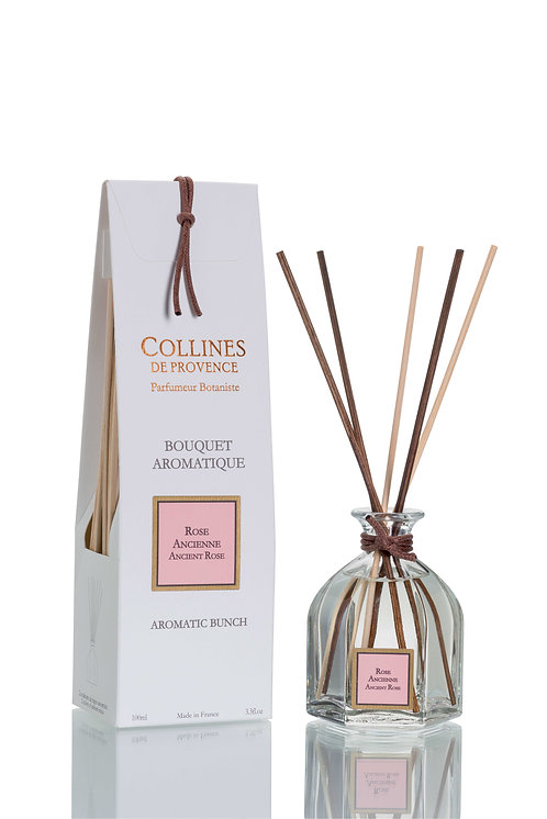 Ancient Rose - Aromatic Bunch Diffuser (100ml)