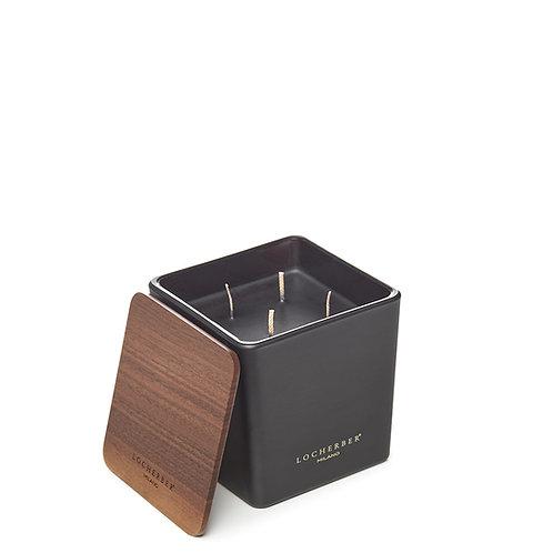 Locherber Black Matt Scented Candles - Assorted Fragrances (500g)