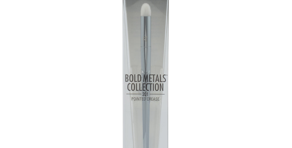 Bold Metals Collection - 201 Pointed Crease