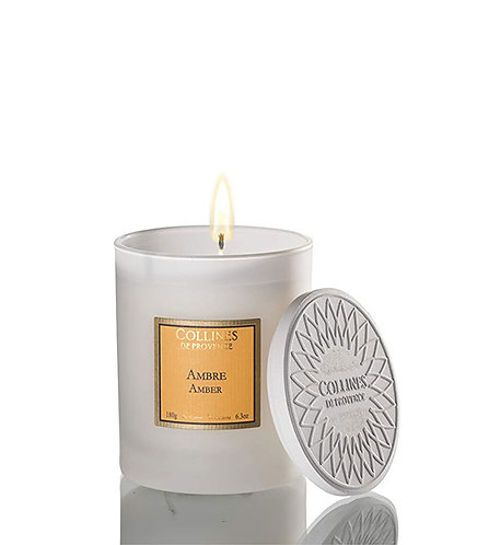 Amber - Scented Candle (180g)
