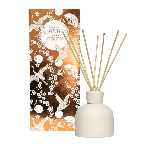 TAC Rachel Hunter Diffuser JAPAN - Sakura & Rosewood (150ml)