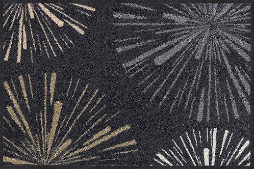 Salonloewe Floor Mat Design - Splash Circles