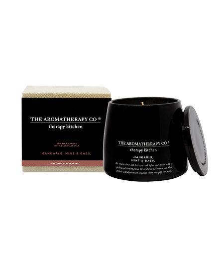 TAC Therapy® Kitchen Candle - Mandarin, Mint & Basil (260g)