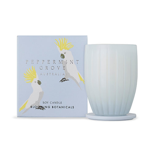 Peppermint Grove Australia 350g Candle - Blooming Botanicals