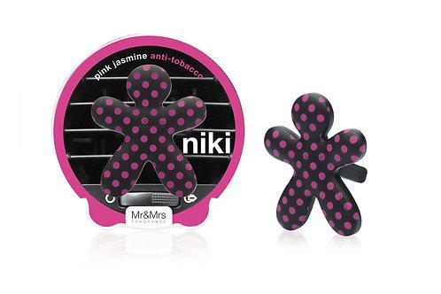 Niki Car Pois M/Black & P/Pink Jasmine (Pink Jasmine)