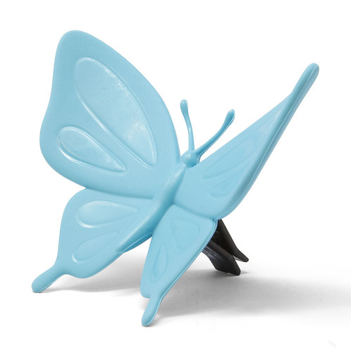 Forest Butterfly Light Blue - Cucumber (for Car)