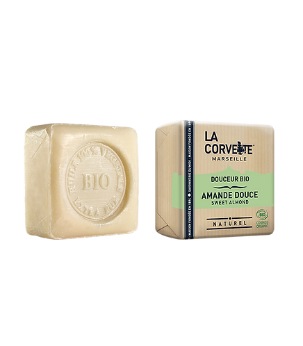 La Corvette Soap Sweetness Organic BIO Sweet Almond (100G)