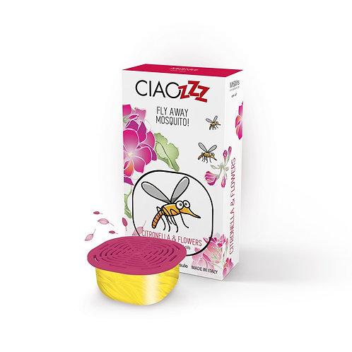 Ciaozzz Citronella & Flower Scented Capsule (Pink)