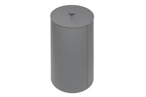 Narciso Laundry Basket Round With Lid