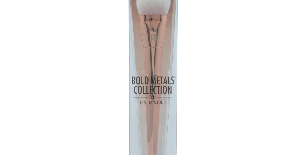 Bold Metals Collection -  301 Flat Contour
