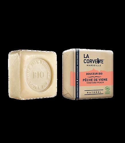La Corvette Soap Sweetness Organic BIO Vineyard Peach (100G)