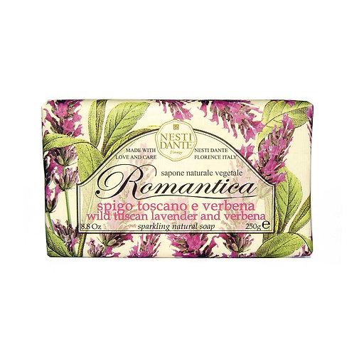 Romantica - Lavender & Verbana Soap (250g)