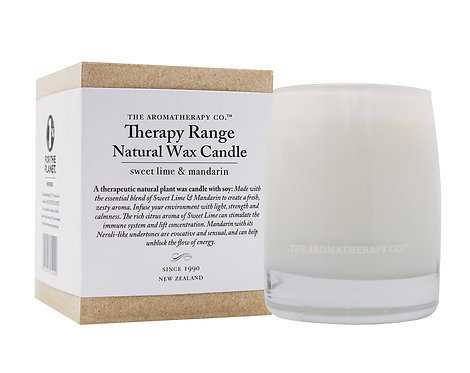 TAC Therapy® Candle Sweet Lime & Mandarin (260g)