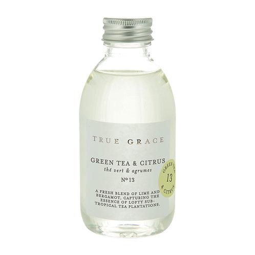 True Grace Village Refill - Green Tea & Citrus (200ML)