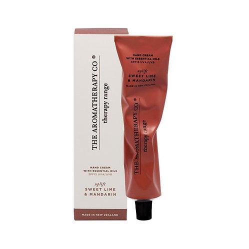 TAC Therapy Hand Cream SPF15 Uplift 75ml - Sweet Lime & Mandarin