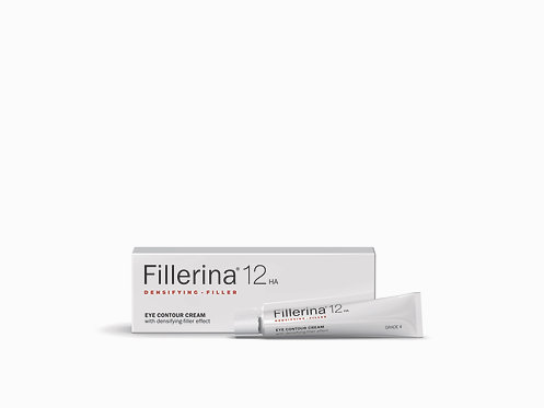 Fillerina 12HA Densifying-Filler Eye Contour Treatment Cream 15ML (Grade 4)