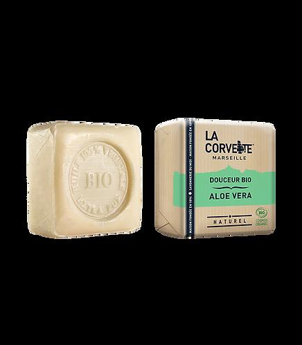 La Corvette Soap Sweetness Organic BIO Aloevera (100G)