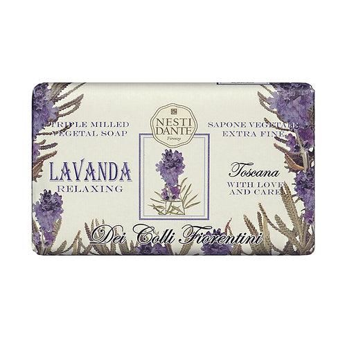 Dei Colli Fiorentini Tuscan Lavender Soap (250g)