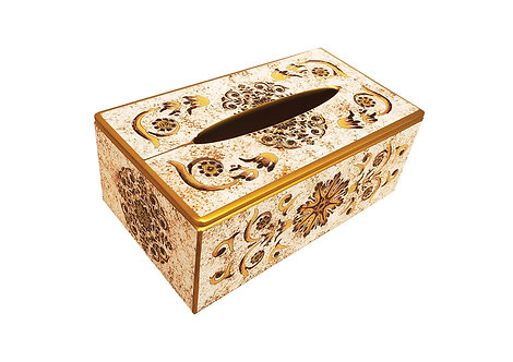 Berrocal Home Collection - Hudson Tissue Box