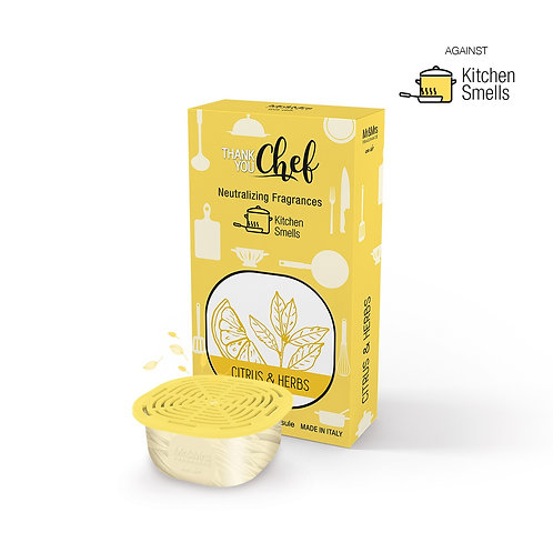 Thank you Chef Capsule (Citrus & Herbs)