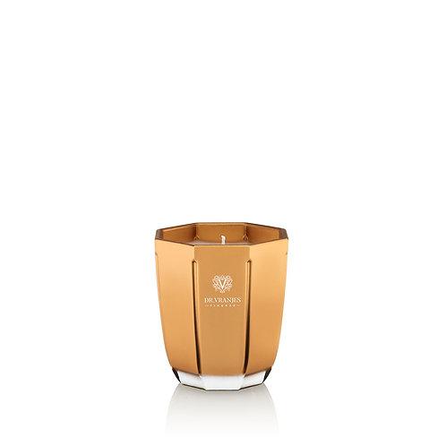 Dr. Vranjes Firenze Rosso Nobile Decorative Candle - Metallic Gold (80G)