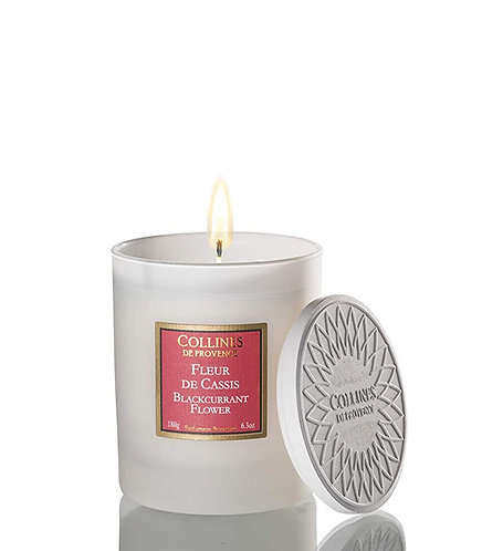 Blackcurrant Flower - Scented Candle (180g)