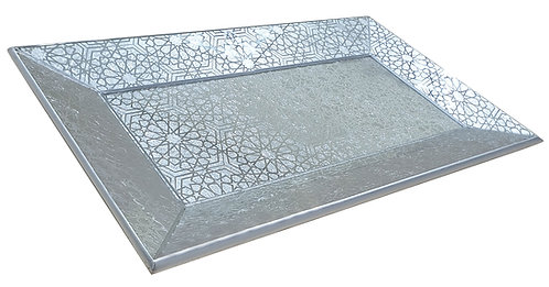 Berrocal Home Collection - Platinum Small Tray