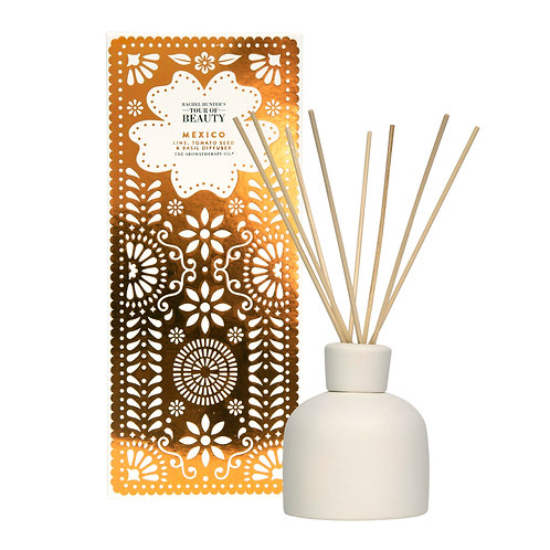 TAC Rachel Hunter Diffuser MEXICO - Lime & Basil (150ml)