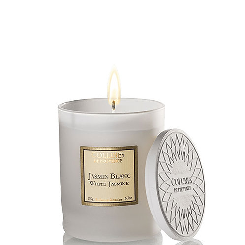 White Jasmine - Scented Candle (180g)