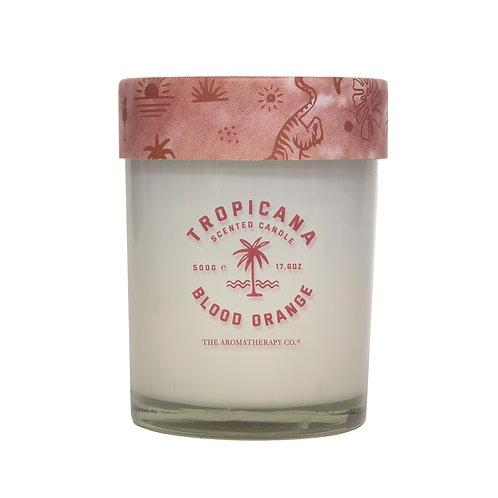 TAC Tropicana Candle - Blood Orange (500g)