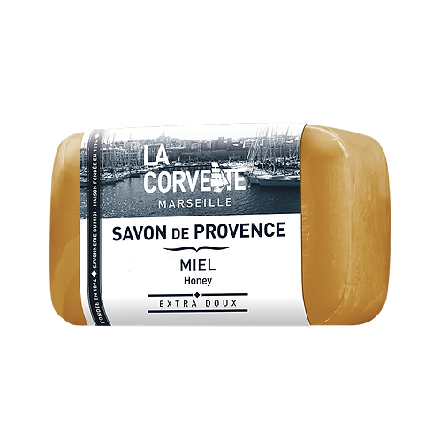La Corvette Provence Soap Miel - Honey (100G)
