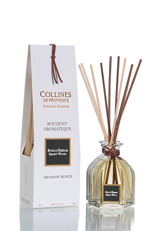 Ebony Wood - Aromatic Bunch Diffuser (100ml)