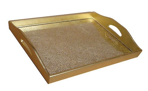 Berrocal Home Collection - Aurum Large Tray