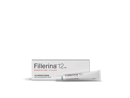 Fillerina 12HA Densifying-Filler Lip Contour Treatment Cream 15ML (Grade 3)