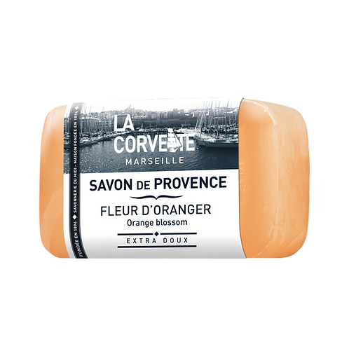 La Corvette Provence Soap Fleur d'Oranger (100G)