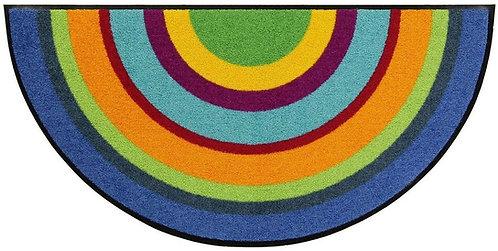 Salonloewe Floor Mat Design - Varberg bunt (42 X 85)
