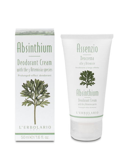 Absinthium Deodorant Cream (50ml)
