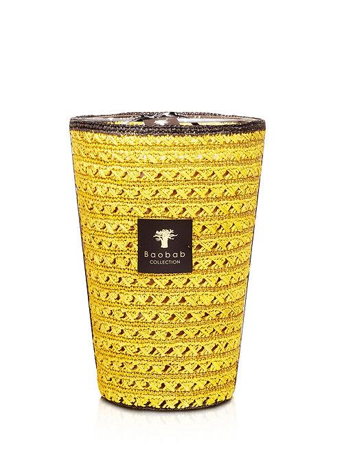 Baobab Collection Tsiraka -  Diego Suarez Candle (Maxi Max)