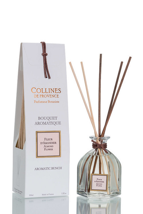 Almond Flower - Aromatic Bunch Diffuser (100ml)