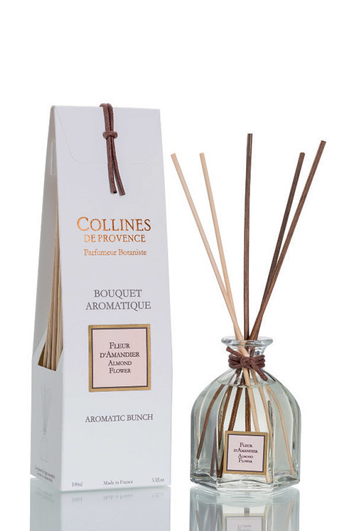 Almond Flower - Aromatic Bunch Diffuser (100ml)