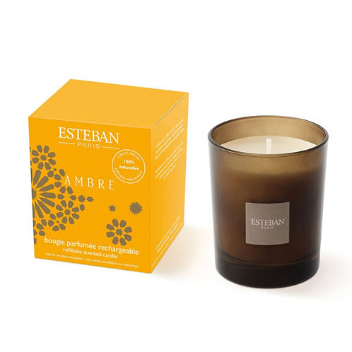 Esteban Paris Parfums Classic Ambre Candle (170G)