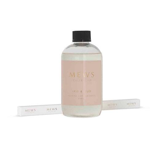 Mews Collective 500ml Refill -  Iris & Oud