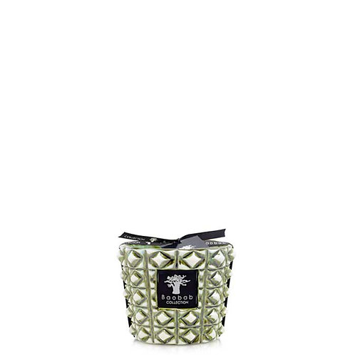 Baobab Collection Modernista Ceramica Verdor Candle - Green (Max 10)
